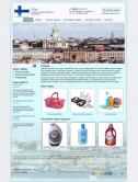 Интернет-магазин товаров из Финляндии
